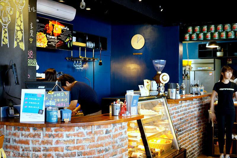 DSC06852 - 做咖啡hecho|勤美綠園道巷弄內,手做餐點,只接受現場等候座位。