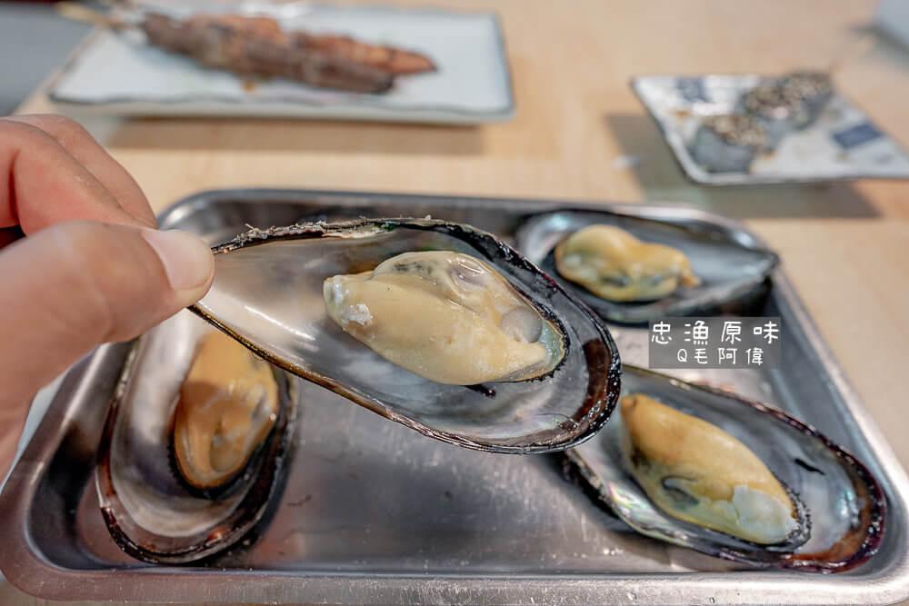 忠漁原味 |直火炭烤馬祖美食,平價高CP讓你一吃就愛上的極致新鮮~北竿不可錯過的美味餐廳。
