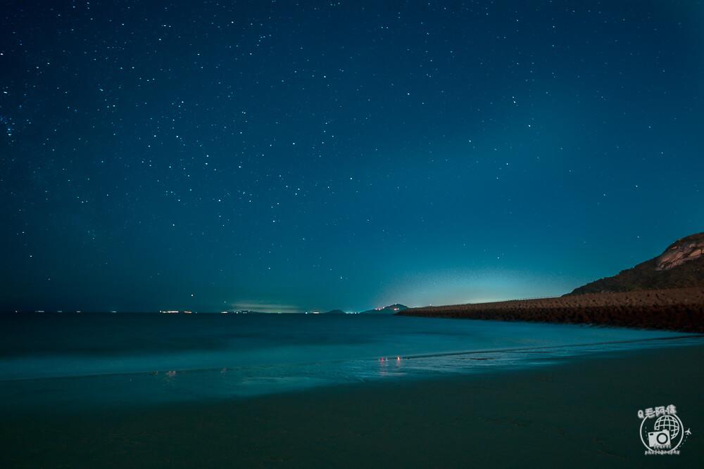 塘後道沙灘,馬祖藍眼淚,藍眼淚景點,北竿藍眼淚,馬祖夜景,馬祖北竿,北竿景點,馬祖,馬祖景點