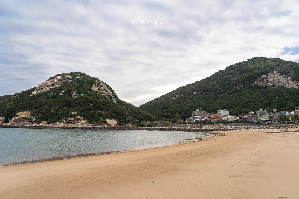 塘後道沙灘,馬祖塘後道沙灘,北竿塘後道沙灘