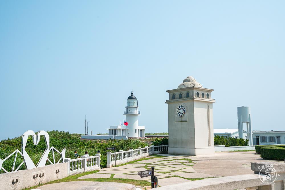 三貂角燈塔,新北景點,東北角景點,極點燈塔,台灣燈塔