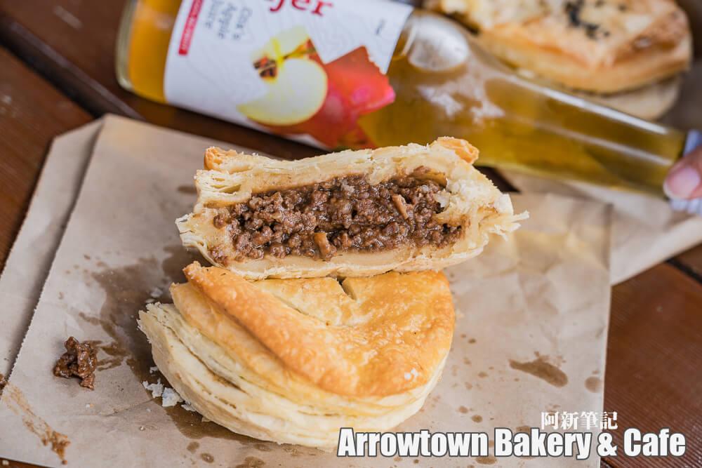 Arrowtown Bakery Cafe |箭鎮必吃招牌鹹派,外酥內多汁,牛肉口味超犯規!