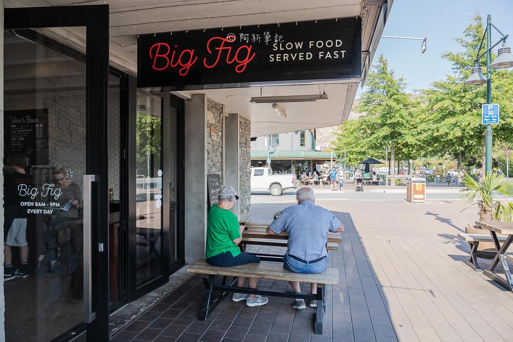 Big Fig,Big Fig Wanaka,Wanaka美食,Wanaka餐廳,Wanaka餐廳推薦,紐西蘭自由行,紐西蘭自住,紐西蘭旅遊