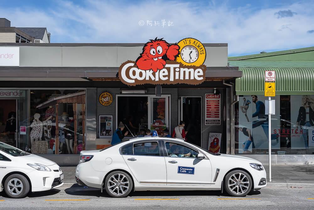 cookie time,cookie time推薦,皇后鎮甜點,皇后鎮下午茶,紐西蘭甜點,紐西蘭下午茶,紐西蘭旅遊,紐西蘭自助,紐西蘭自由行