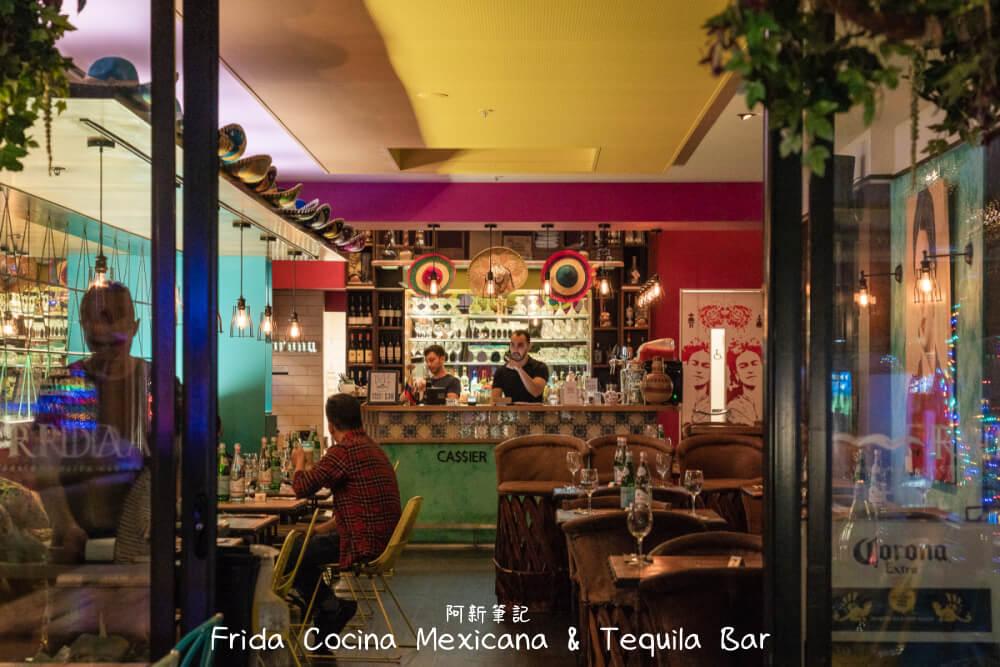 Frida Cocina Mexicana |紐西蘭奧克蘭餐廳,港口邊墨西哥異國料理。