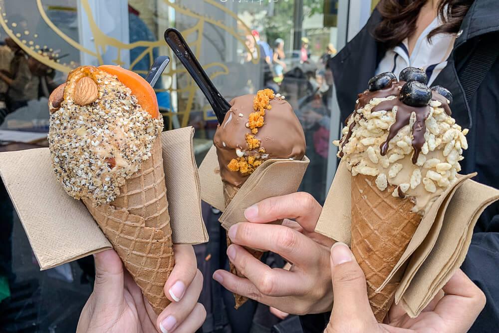 giapo,giapo冰淇淋,giapo奧克蘭,giapo紐西蘭,奧克蘭冰淇淋,紐西蘭自由行,紐西蘭旅遊,奧克蘭美食