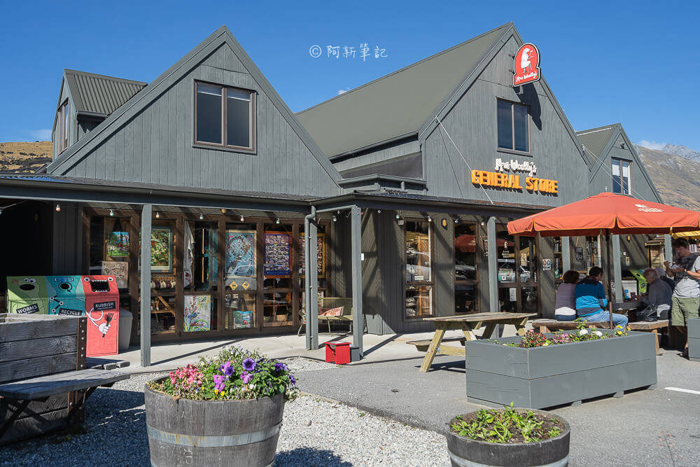 Mrs Woolly's General Store,Glenorchy旅遊,Glenorchy商店,紐西蘭旅遊,紐西蘭自助,紐西蘭自由行