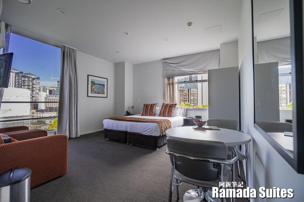 奧克蘭聯邦街華美公寓 |紐西蘭奧克蘭公寓,Ramada Suites品質佳。