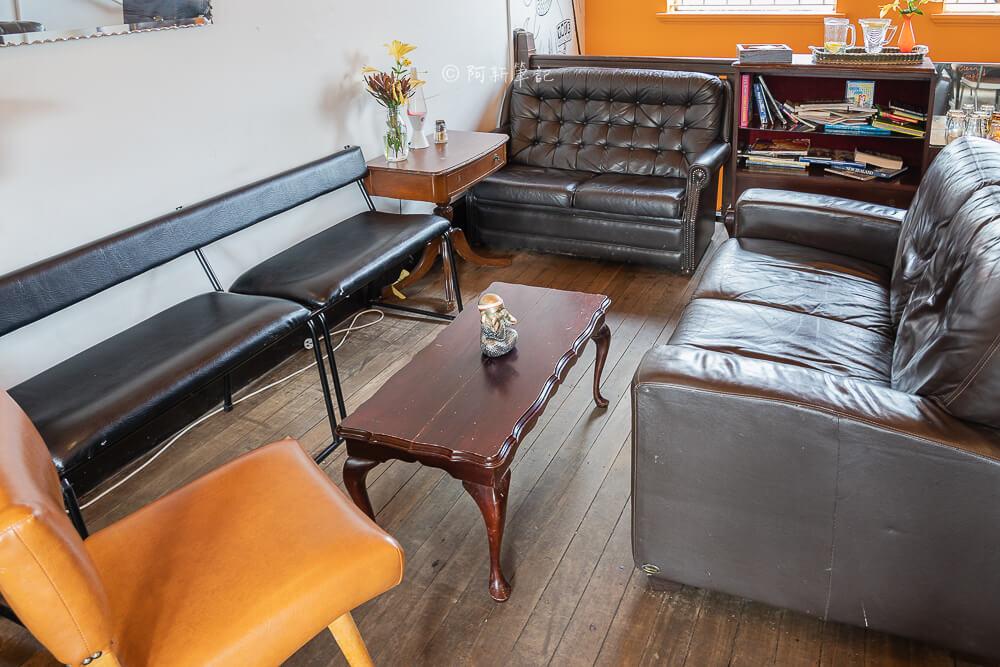 rollickin,rollickin dessert cafe,new regent stree咖啡館,基督城咖啡館,基督城,紐西蘭