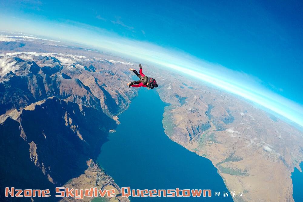 皇后鎮高空跳傘 Nzone Skydive |紐西蘭高空跳傘注意事項、優惠折扣及皇后鎮跳傘預定方式~