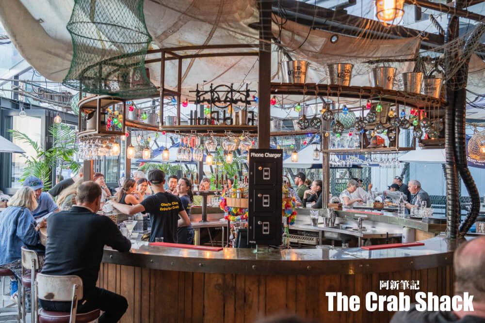 The Crab Shack |紐西蘭奧克蘭海港餐廳推薦,招牌螃蟹必吃!