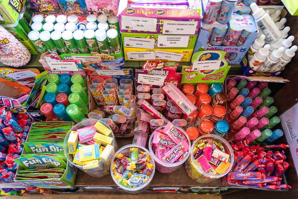The Remarkable Sweet Shop,箭鎮糖果店,箭鎮糖果,紐西蘭旅遊,紐西蘭自助,紐西蘭自由行