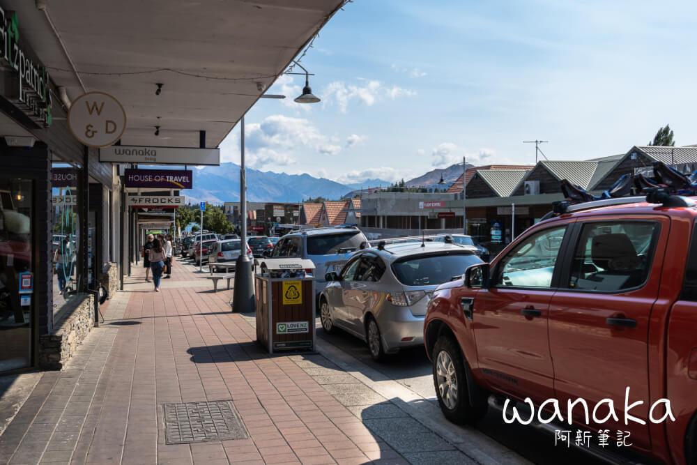 Wanaka |瓦納卡度假小鎮,紐西蘭人的後花園,比皇后鎮還悠閒~