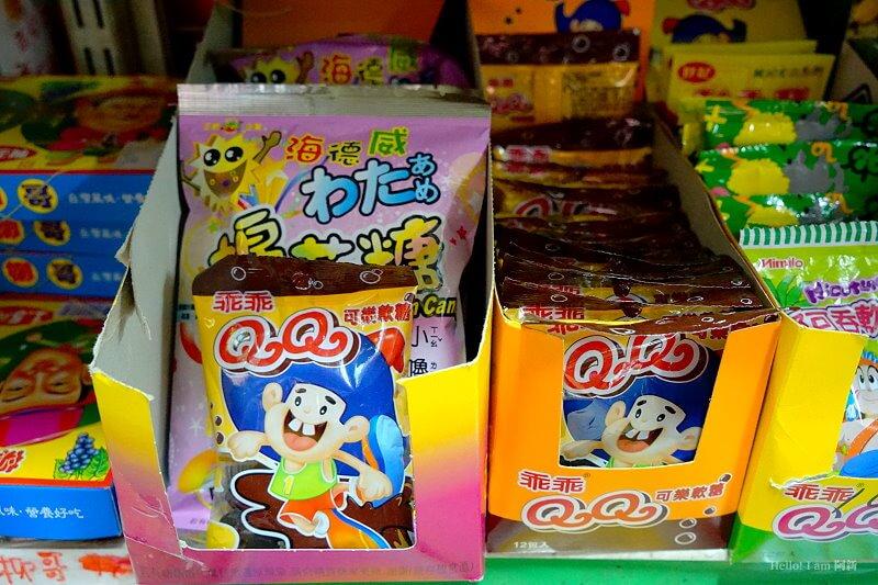 DSC08751 - 新南興糖果玩具行|隱藏第二市場旁,6、7年級生的童年回憶,走到店內仿佛回到過去,久久不能自己...