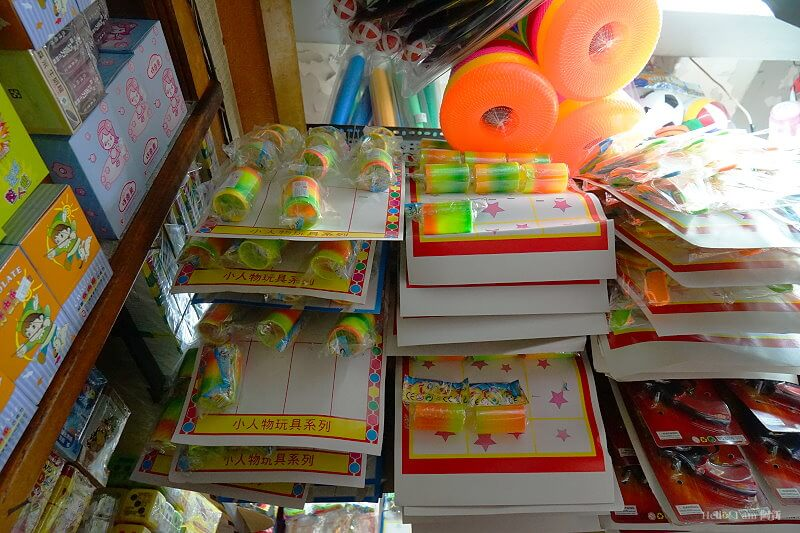 DSC08760 - 新南興糖果玩具行|隱藏第二市場旁,6、7年級生的童年回憶,走到店內仿佛回到過去,久久不能自己...