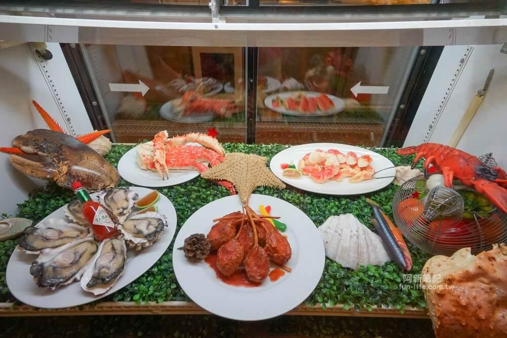 安可喬治龍蝦螃蟹美式海鮮餐廳-07