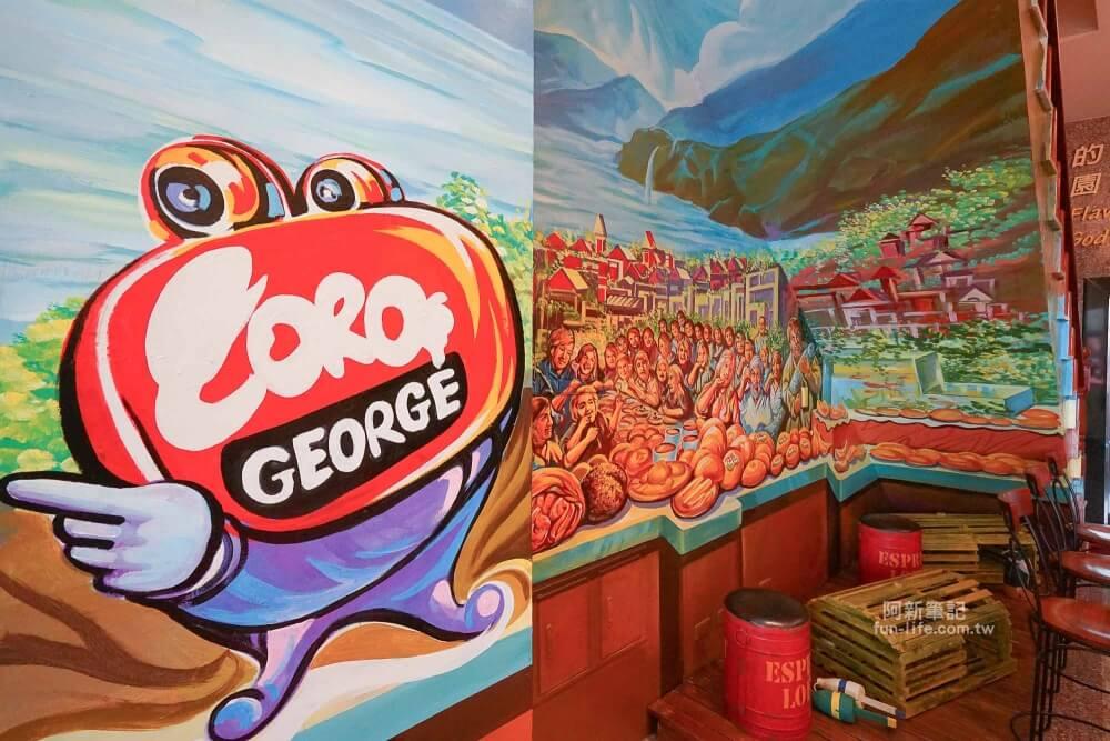 安可喬治龍蝦螃蟹美式海鮮餐廳-10