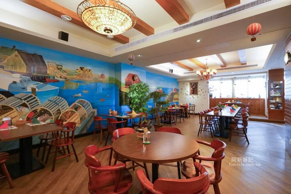 安可喬治龍蝦螃蟹美式海鮮餐廳-13