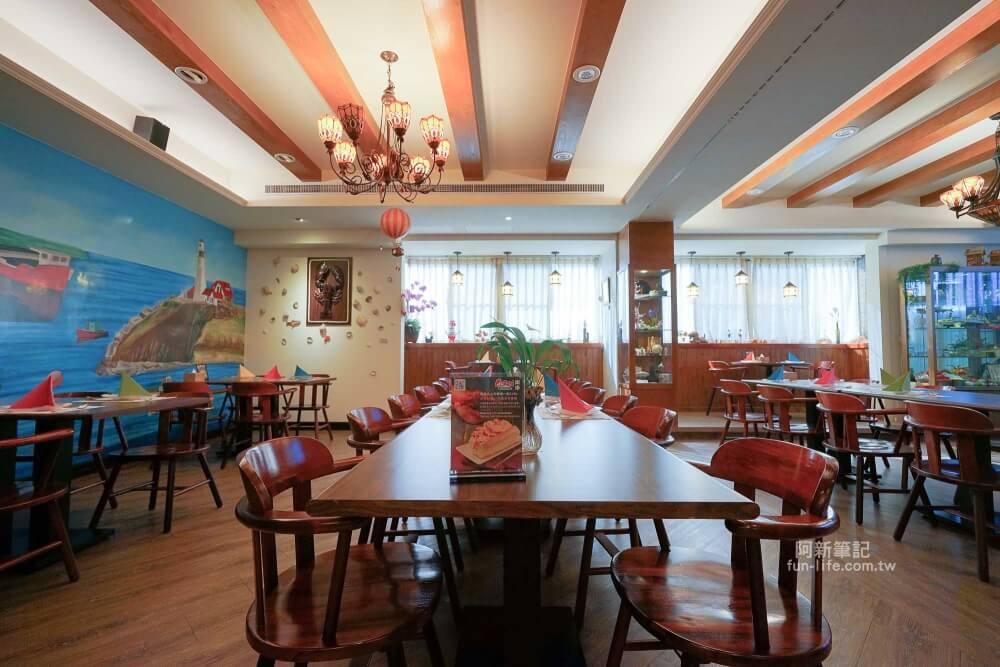 安可喬治龍蝦螃蟹美式海鮮餐廳-14