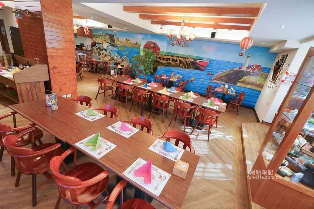 安可喬治龍蝦螃蟹美式海鮮餐廳-16