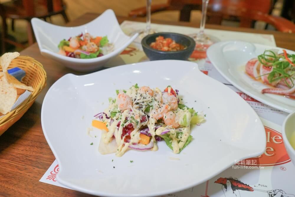 安可喬治龍蝦螃蟹美式海鮮餐廳-26