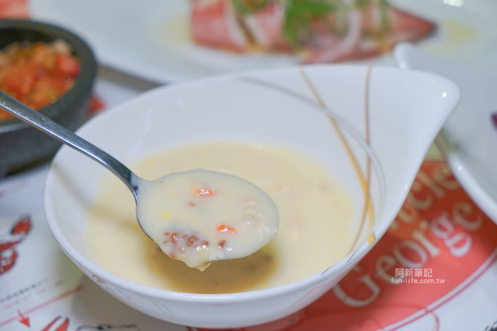 安可喬治龍蝦螃蟹美式海鮮餐廳-31