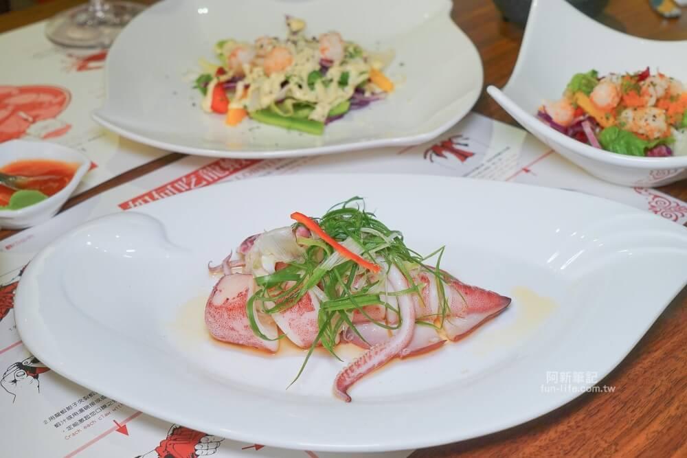 安可喬治龍蝦螃蟹美式海鮮餐廳-35