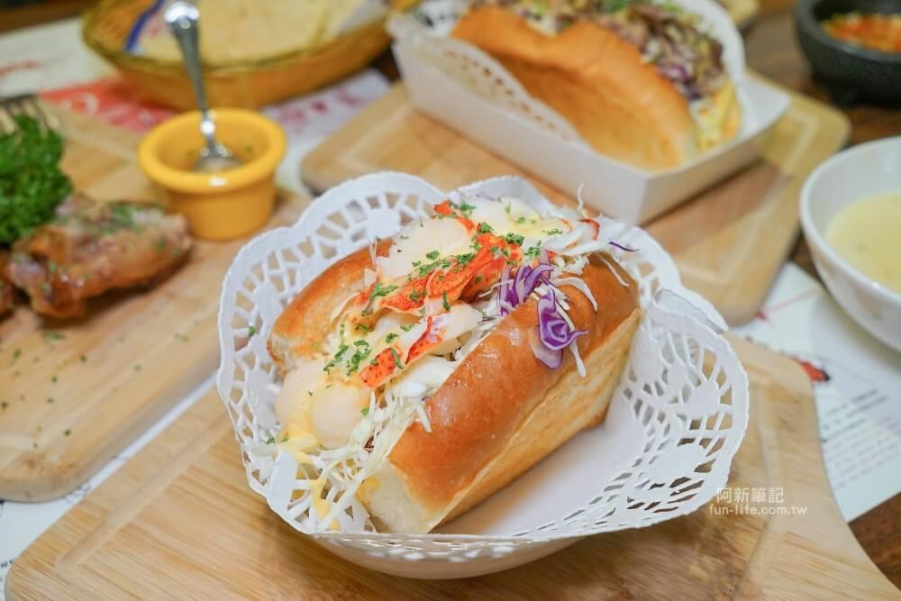 安可喬治龍蝦螃蟹美式海鮮餐廳-41
