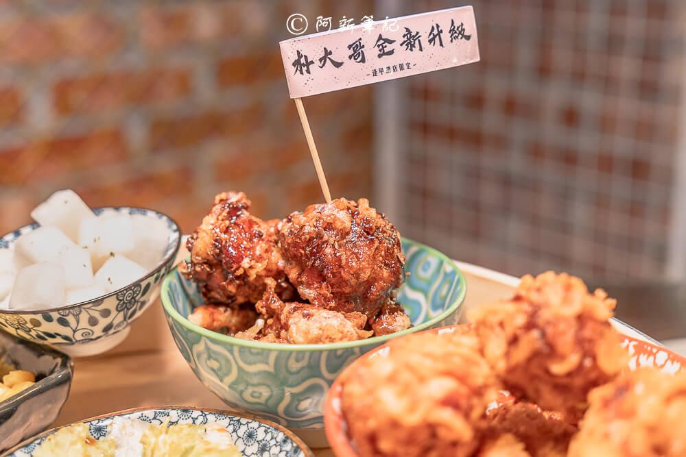 朴大哥的韓式炸雞,朴大哥,韓式炸雞,逢甲美食,台中美食,台中炸機,逢甲炸雞