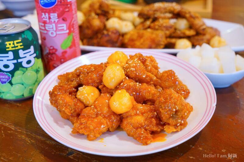 朴大哥的韓式炸雞-25