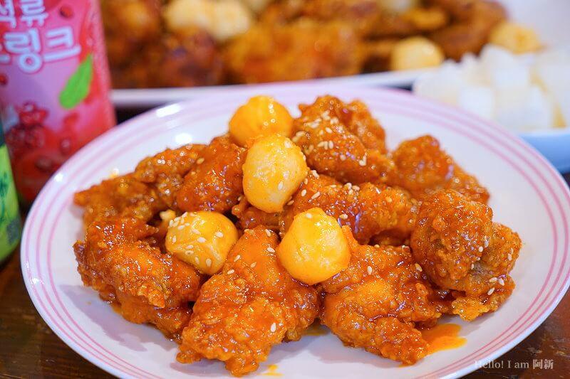 朴大哥的韓式炸雞-26