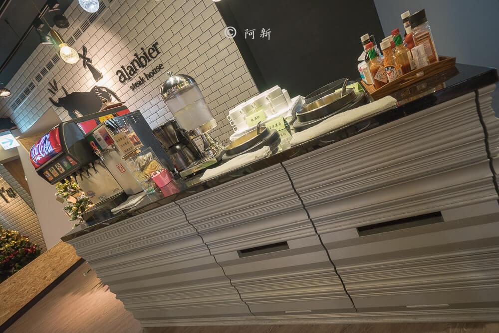 台中阿蘭貝爾牛排廚房-16