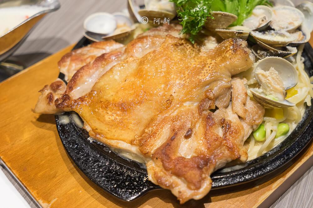 台中阿蘭貝爾牛排廚房-27