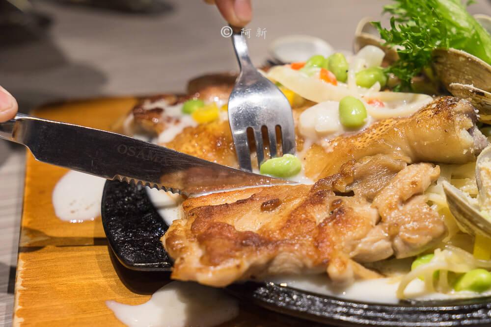 台中阿蘭貝爾牛排廚房-30