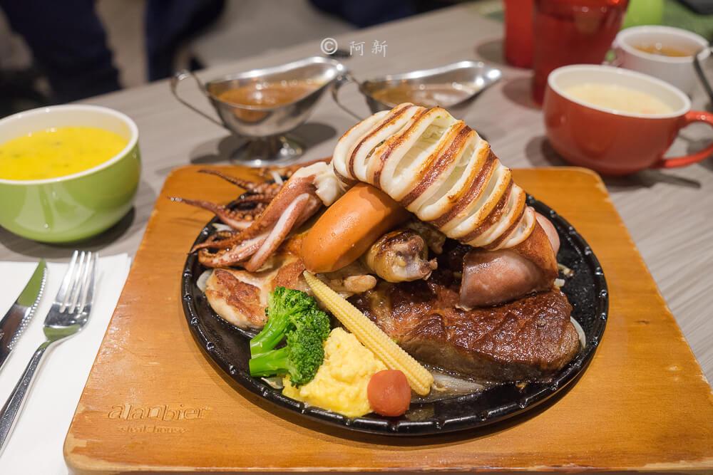 台中阿蘭貝爾牛排廚房-32