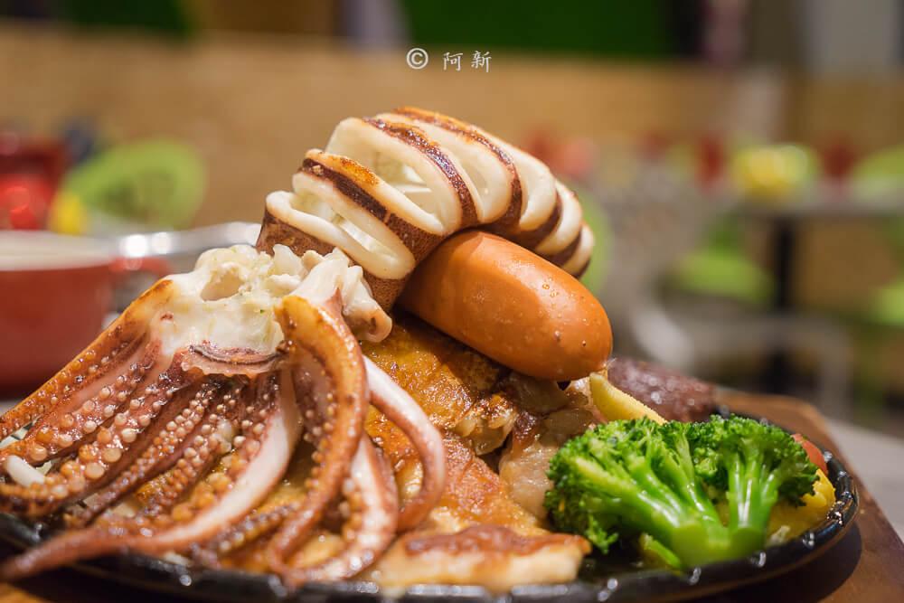 台中阿蘭貝爾牛排廚房-34