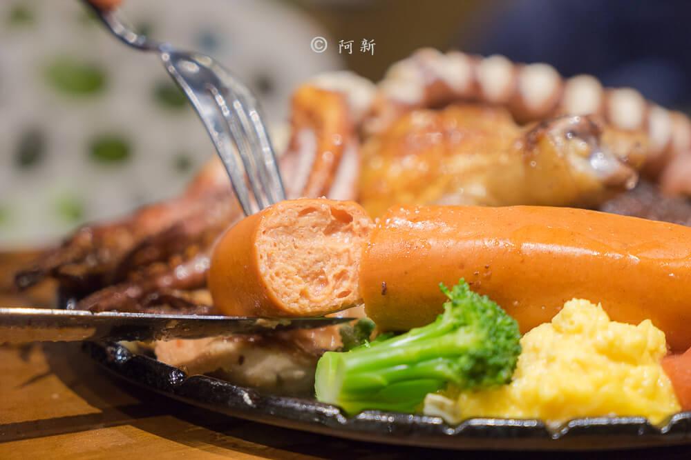 台中阿蘭貝爾牛排廚房-40
