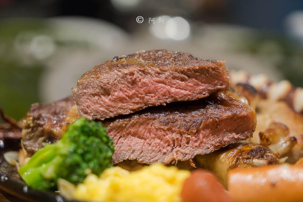 台中阿蘭貝爾牛排廚房-43