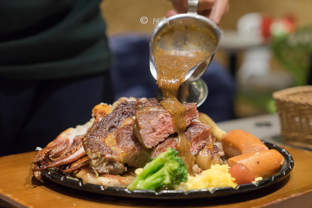 台中阿蘭貝爾牛排廚房-44