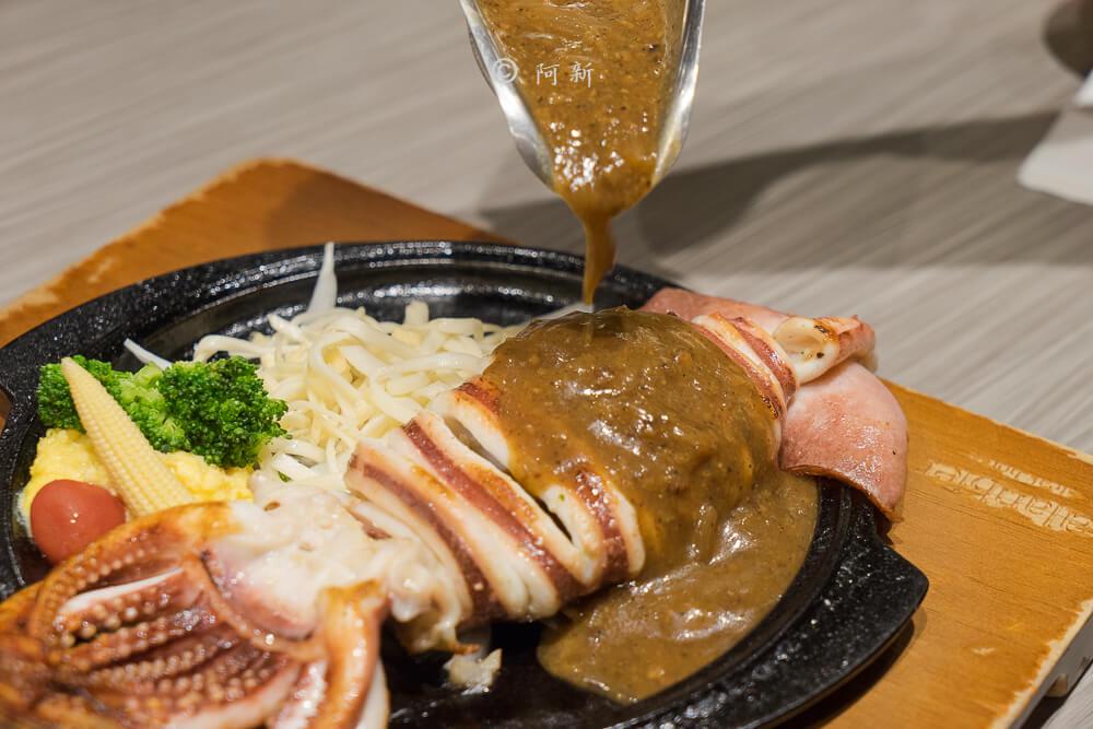 台中阿蘭貝爾牛排廚房-57