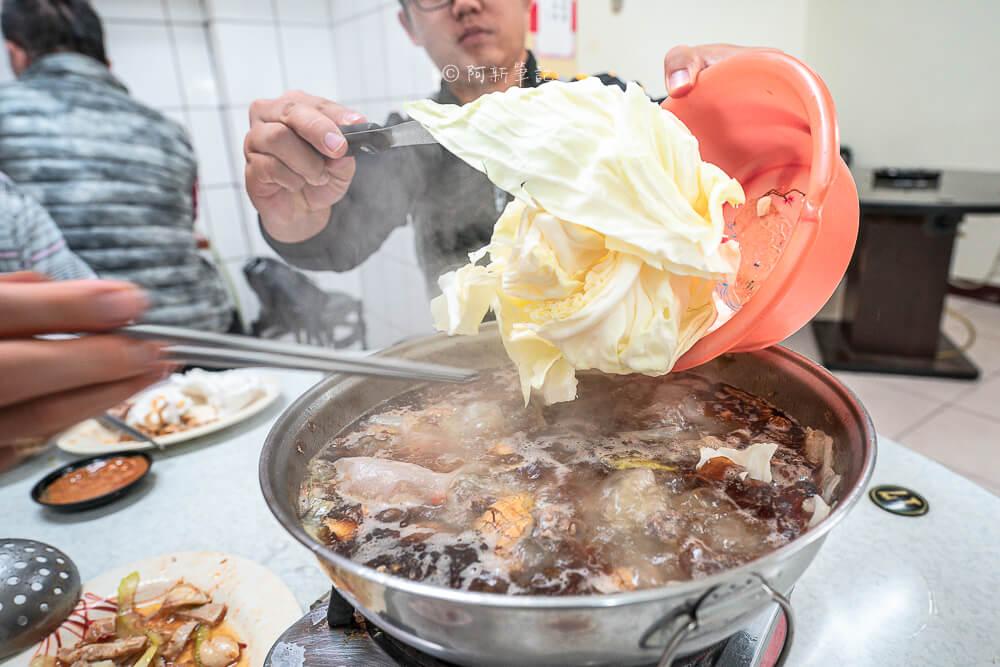 DSC02693 - 大城土羊肉 / 大城羊肉爐|這間台中羊肉爐可是老饕激推!溫體國產羊好美味,但價格就比較貴一些~