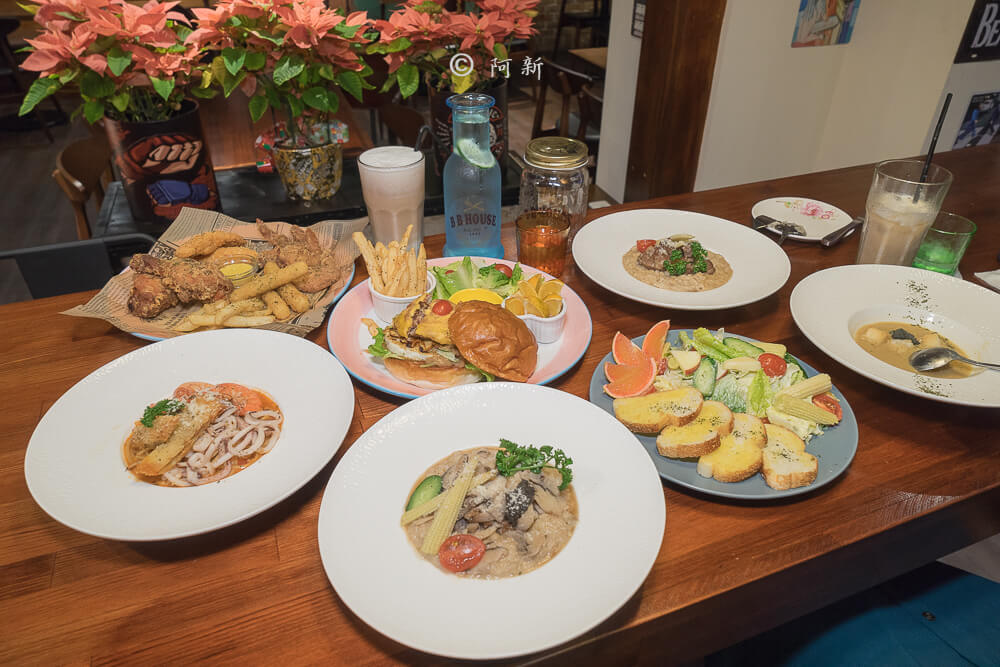 台中bbhouse美式餐廳-23