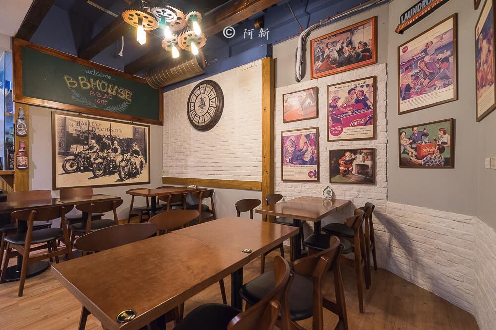 台中BBHOUSE美式餐廳-07
