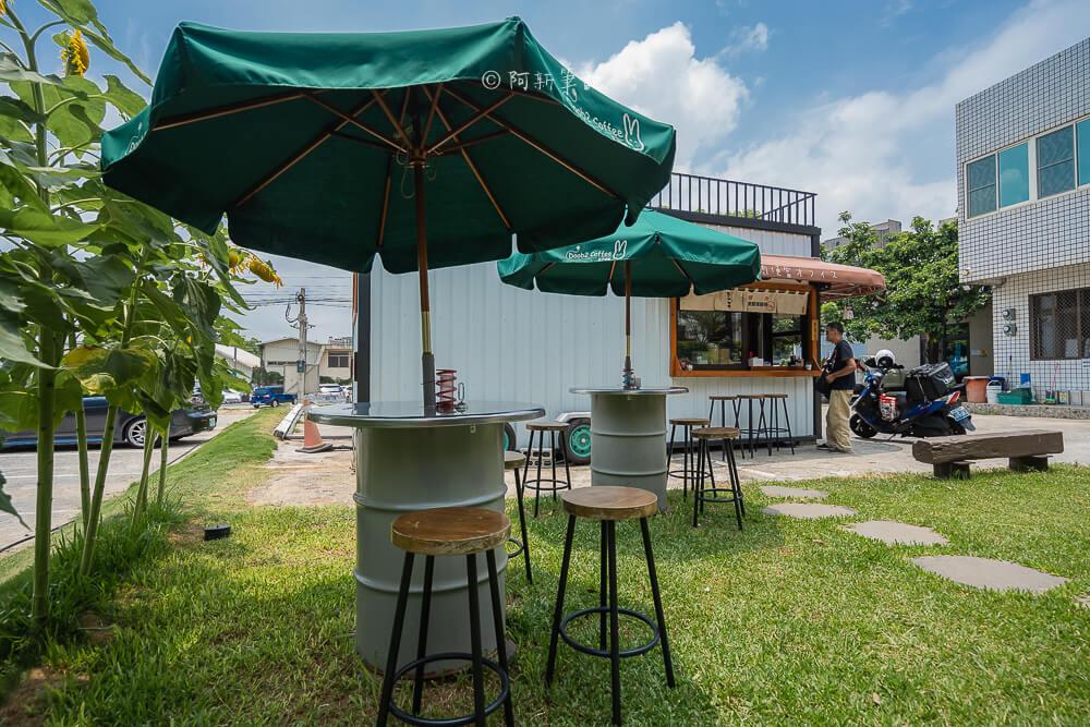 DSC05851 - 熱血採訪|豆子燒肉便當事務所|隱藏東海的貨櫃屋便當店,份料多吃的彭派,但真的不好找。