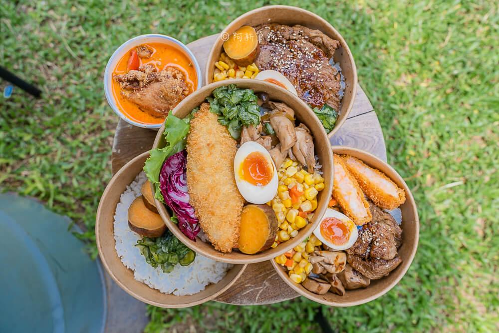 DSC05862 - 熱血採訪|豆子燒肉便當事務所|隱藏東海的貨櫃屋便當店,份料多吃的彭派,但真的不好找。