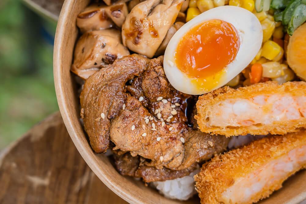DSC05890 - 熱血採訪|豆子燒肉便當事務所|隱藏東海的貨櫃屋便當店,份料多吃的彭派,但真的不好找。