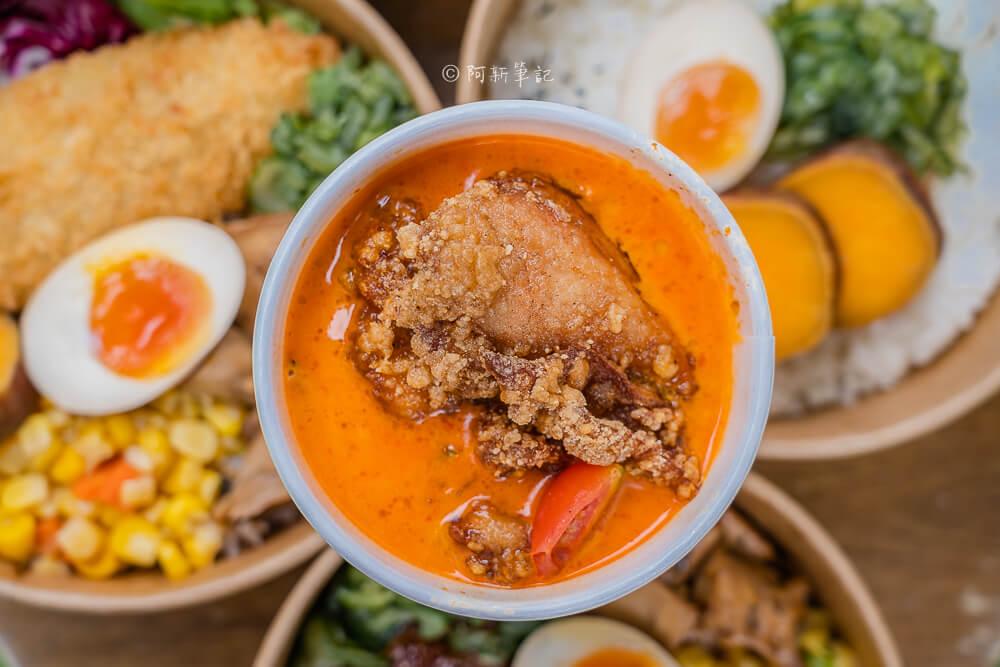 DSC05906 - 熱血採訪|豆子燒肉便當事務所|隱藏東海的貨櫃屋便當店,份料多吃的彭派,但真的不好找。