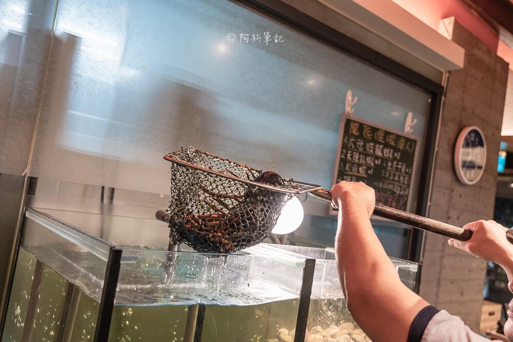 DSC08468 - 熱血採訪│菁選涮涮鍋永春店新開幕,雙人痛風餐直接兩隻活龍蝦不囉嗦,還有其他海鮮更是吃爽爽