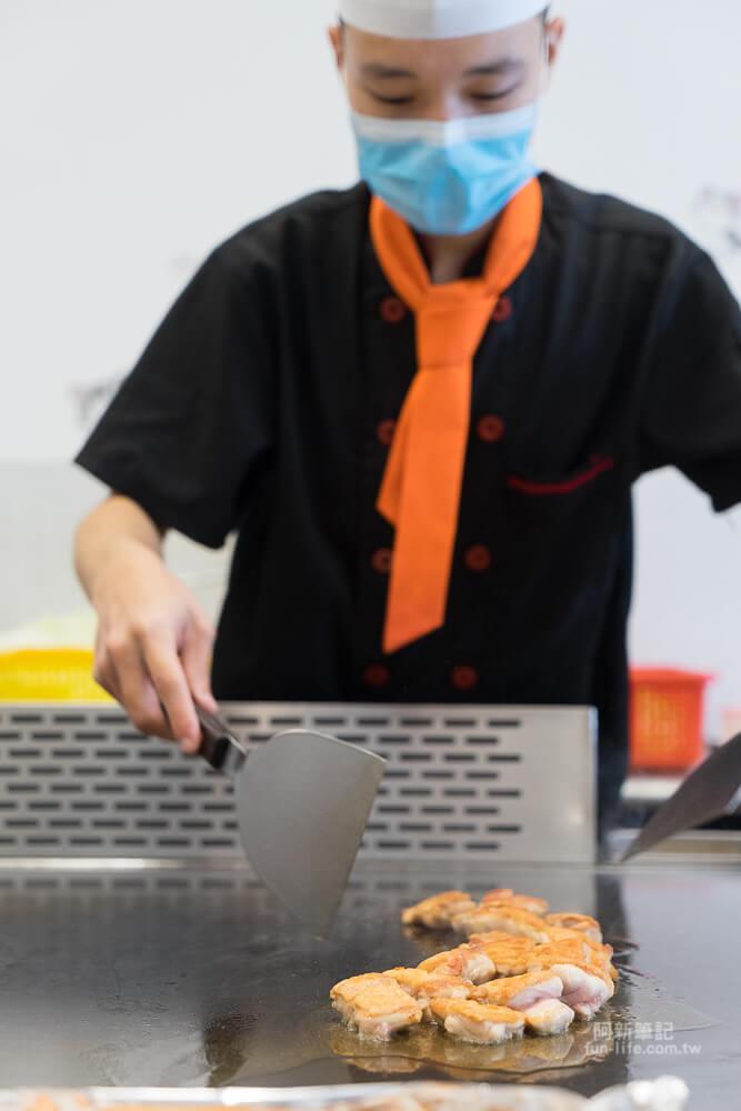 台中瘋醬鐵板燒-16
