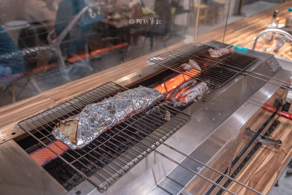 DSC03222 - 熱血採訪│台中少見營業到凌晨3點的日式料理店!不收服務費餐具自取的魚貳拾